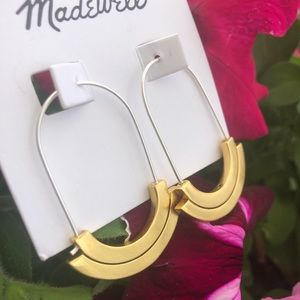 Madewell NWOT Earrings
